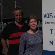 Gerard Kraaijvanger en Tineke Elfrink